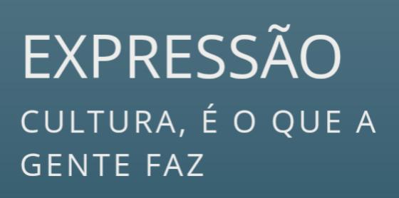 EXPRESSÃO