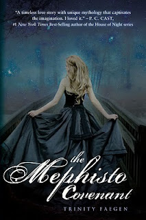 Review of The Mephisto Covenant by Trinity Faegen published by Egmont