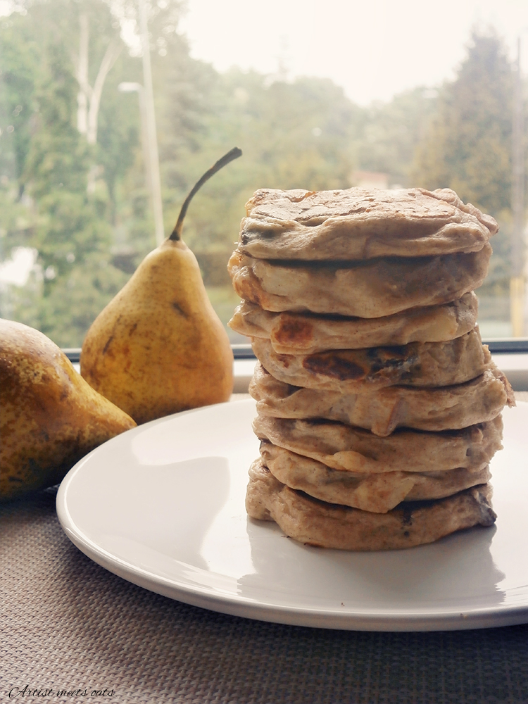 pancakes na serku homogenizowanym