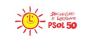 Site Psol Nacional