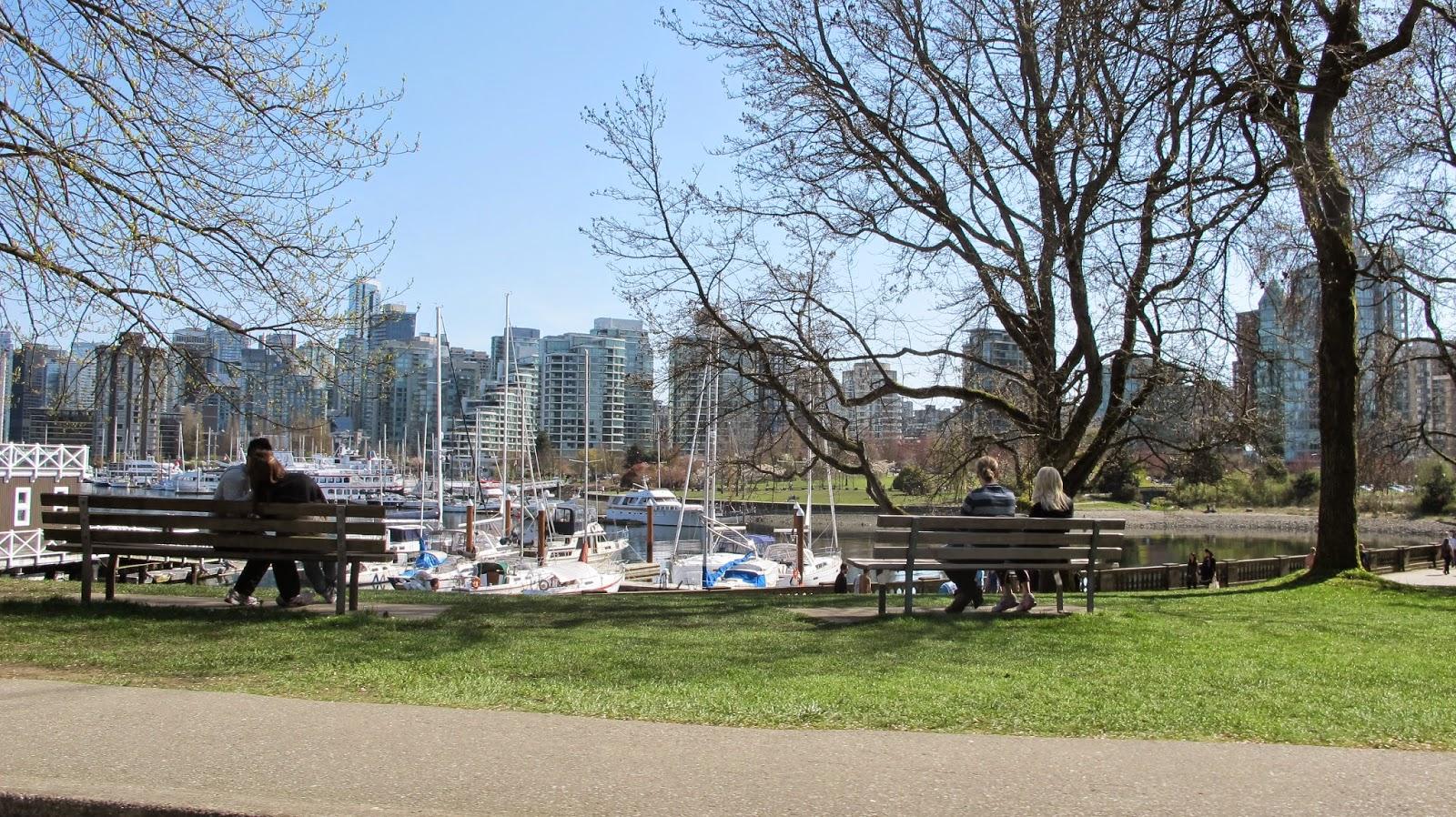 Pacific Northwest Trip: Vancouver Stanley Park