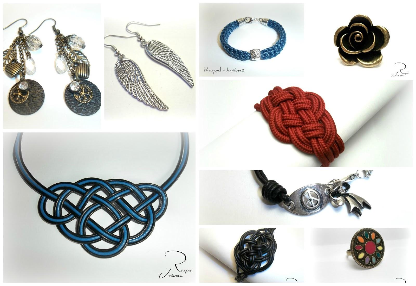 collares y pulseras artesanales