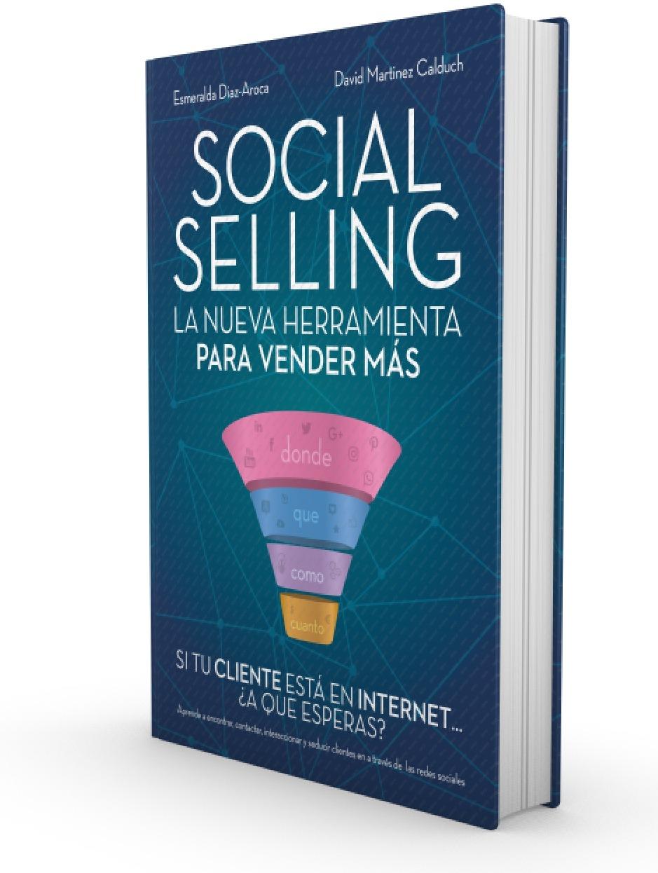 A la venta en Amazon: libro SOCIAL SELLING