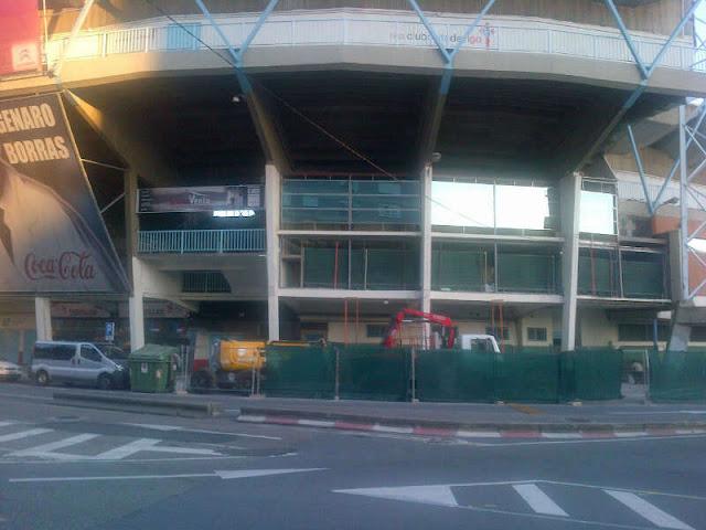 El Celta crea un centro de negocios en Balaídos Obras+Bala%C3%ADdos