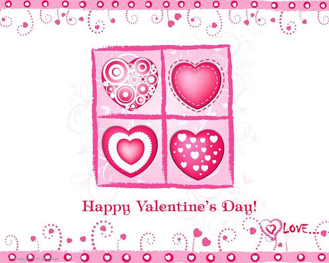 Happy Valentine's Day - Feliz día de San Valentín