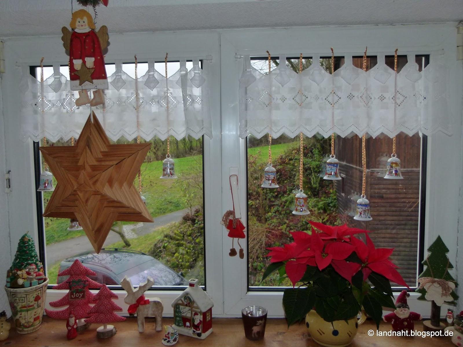 landnaht sch ner wohnen im advent. Black Bedroom Furniture Sets. Home Design Ideas