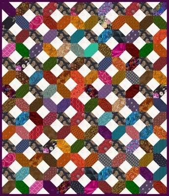 Xs and Os - Free Pattern