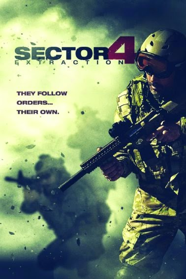 Sector 4 Extraction (2014) DVDRip