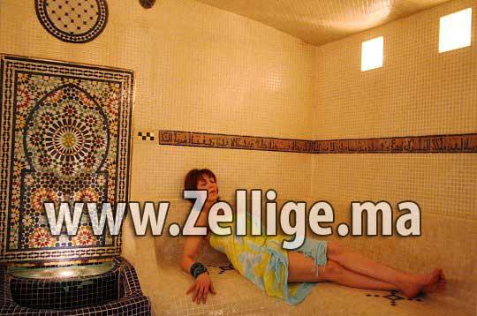 salle de bain marocaine moderne salle du bain hammam marocain moderne et traditionnel - Salle De Bain Marocaine Traditionnelle