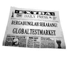 GLOBALTESTMARKET NEWS