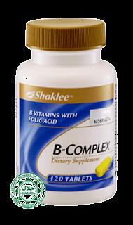 b complex shaklee