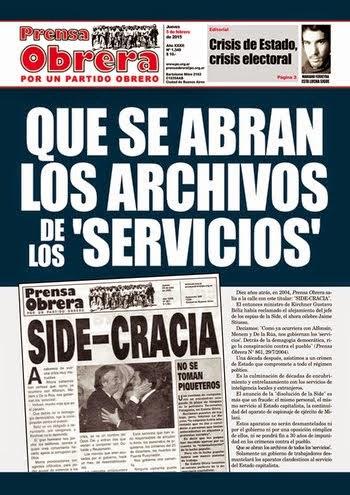 SALIO PRENSA OBRERA Nº 1349