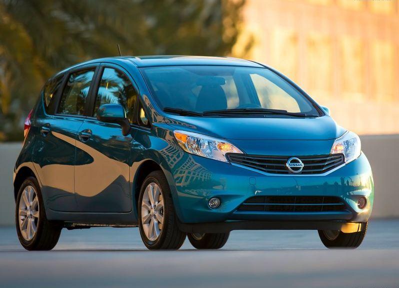 A Nissan Revelou Hoje Em Detroit O Versa Note, Que Servirá De Inspiração à  Próxima Geração Do Hatchback Tiida (ou Versa Para Alguns Mercados).