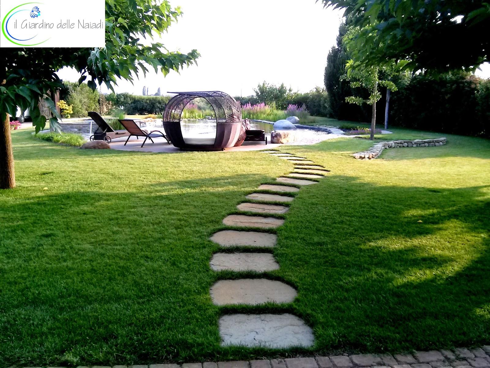 Il giardino delle naiadi progettare un prato ornamentale for Diserbante per prato