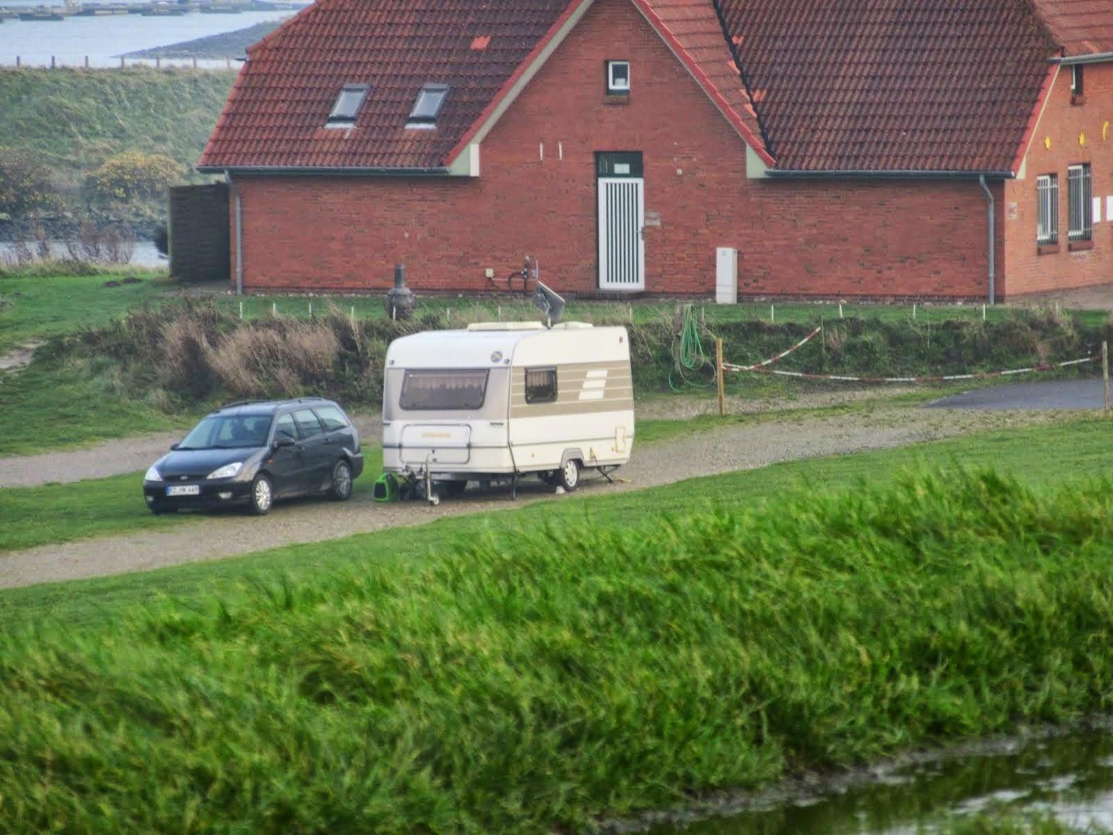Das Caravan-Gespann