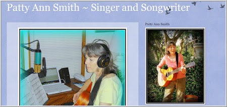 Patty Ann Smith ~ Singer/Songwriter