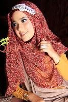 Trend Model Hijab