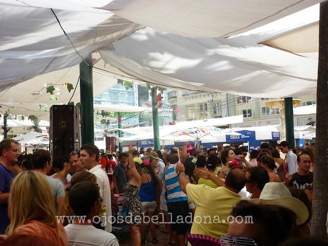 Feria del Centro Málaga