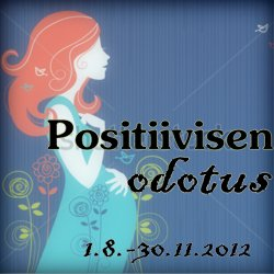 Projektissa mukana: Positiivisen odotus