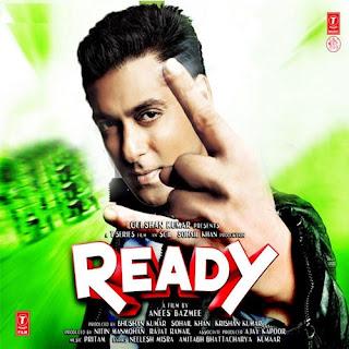 Ready Hindi Mp3 Songs Free  Download