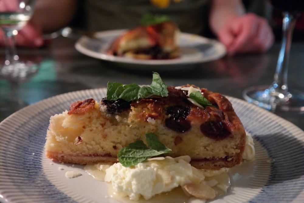 Dinner at Jamie's Italian - Desserts