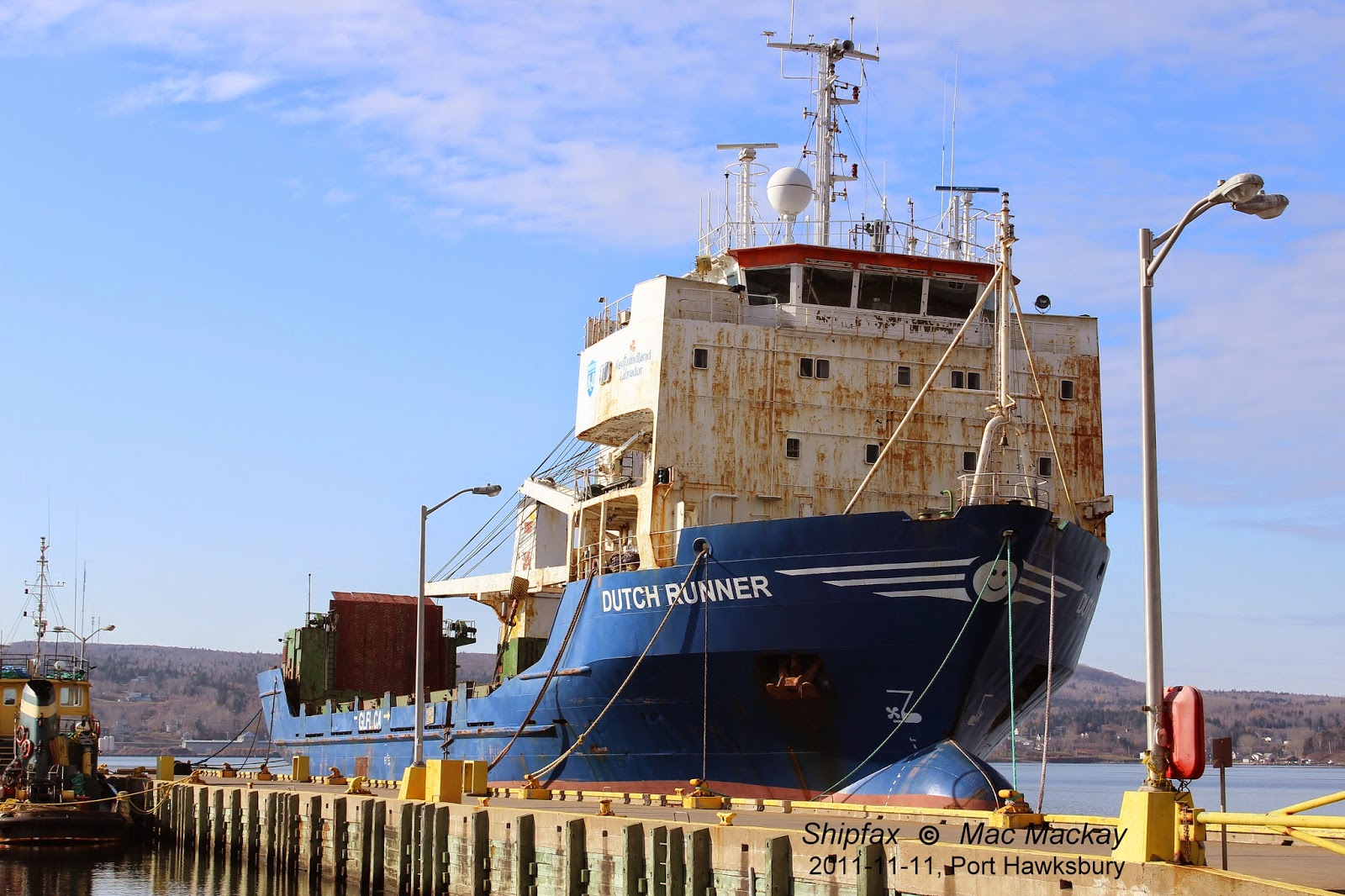 how to go from nb to st pierre and miquelon