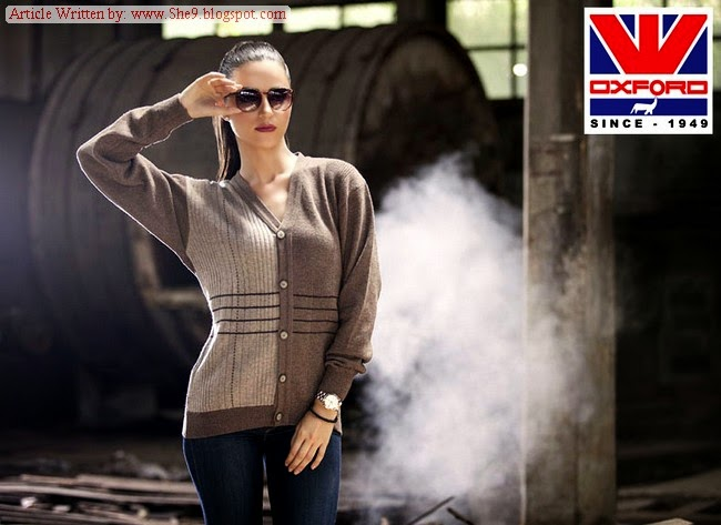 Oxford Winter-Fall Dress Collection 2014-2015