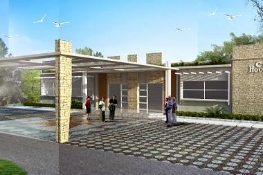 Harga paket murah untuk Desain Bangunan Exterior Rumah