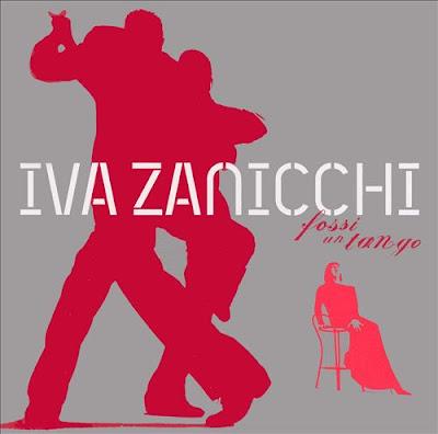 Sanremo 2003 - Iva Zanicchi - Fossi un tango