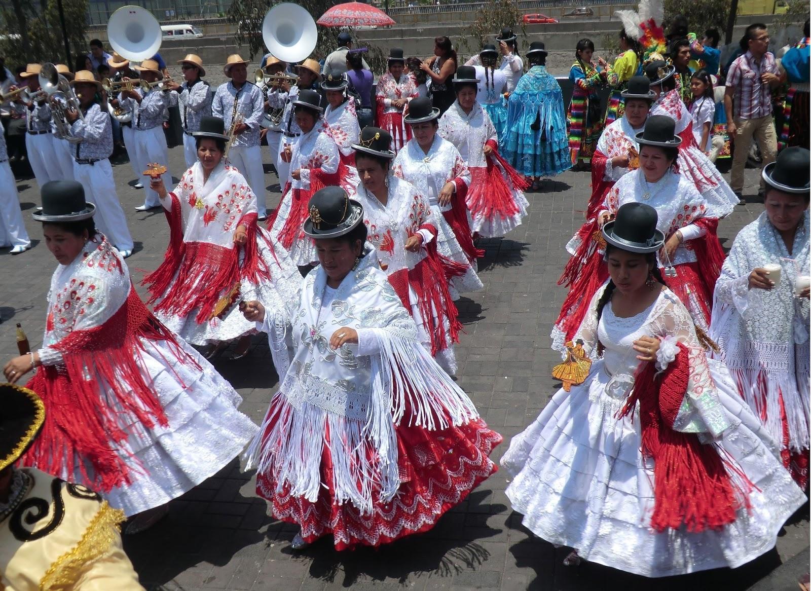 Danza morenada 2 - 5 3