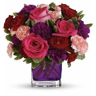 Send the Bejeweled Beauty Bouquet for Anniversary