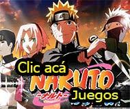 + Juegos Naruto