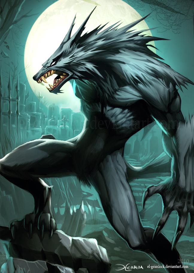 Izzy Media Network - Image - foto manusia serigala