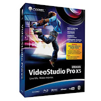 Corel Video Studio X5
