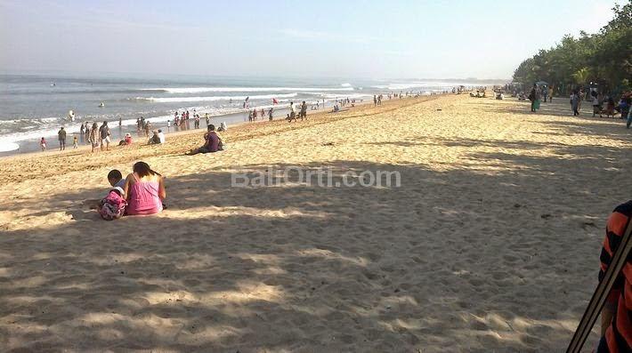 Kuta Beach Bali, Indonesia