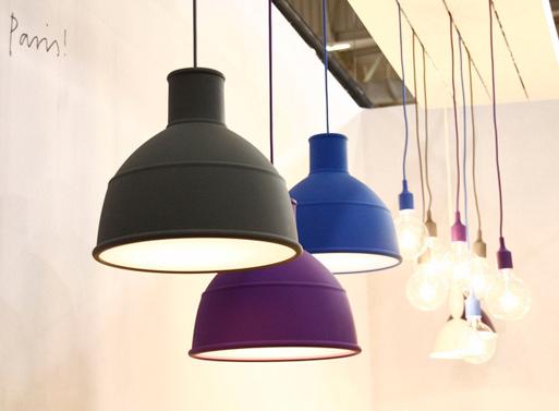 Design a roma appunti da autodidatta must have lampadari minimal e in silicone - Lampadari colorati design ...