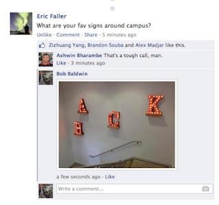 bình luận bằng ảnh chế facebook