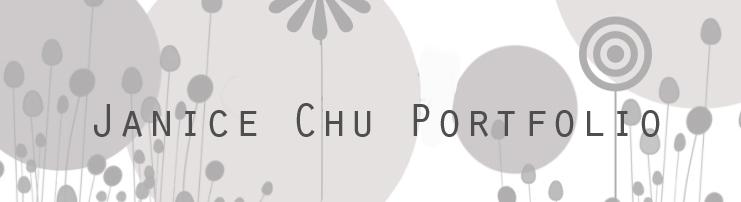 Janice Chu's Portfolio