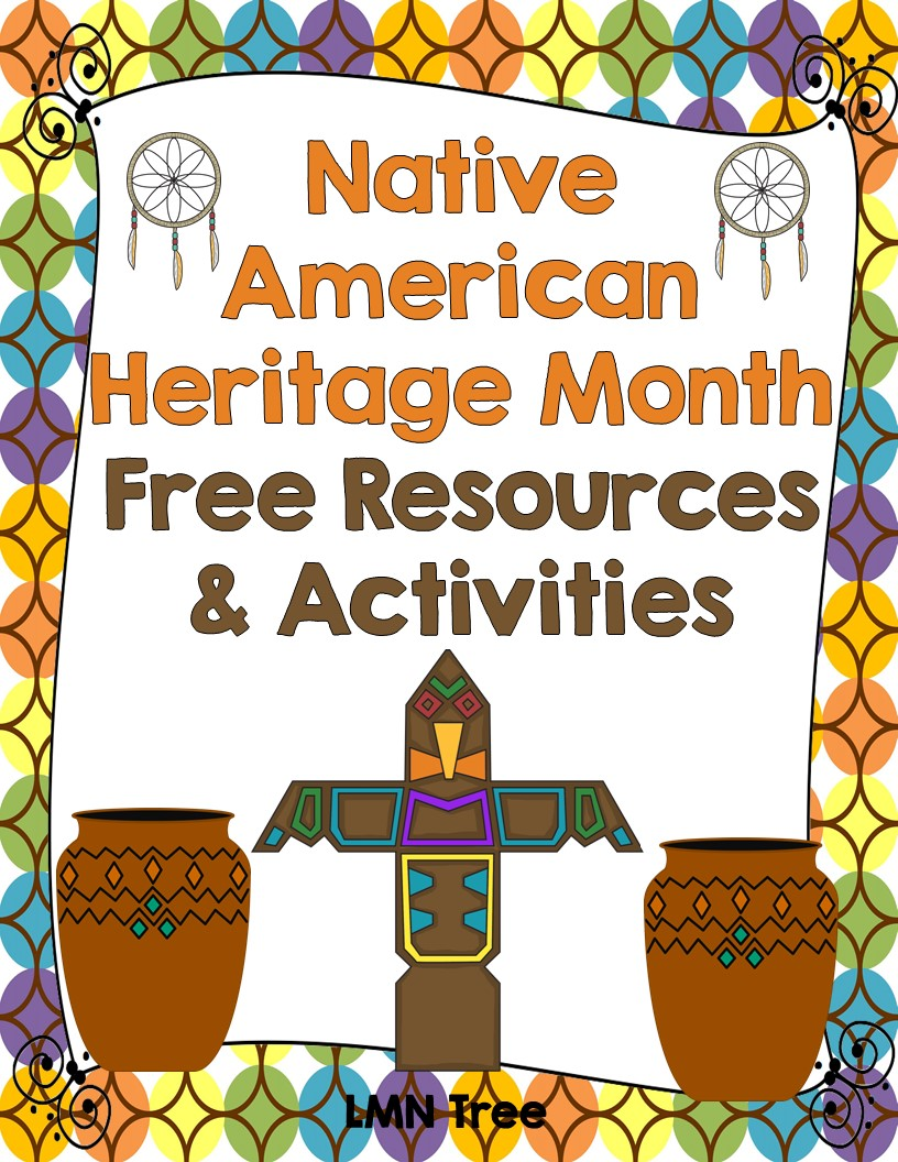 LMN Tree: Celebrating Native American Heritage Month with Free ...