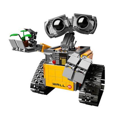 JUGUETES - LEGO Ideas - 21303 Disney Pixar WALL·E  Producto Oficial 2015 | Piezas: | Edad: +12 años  Comprar en Amazon