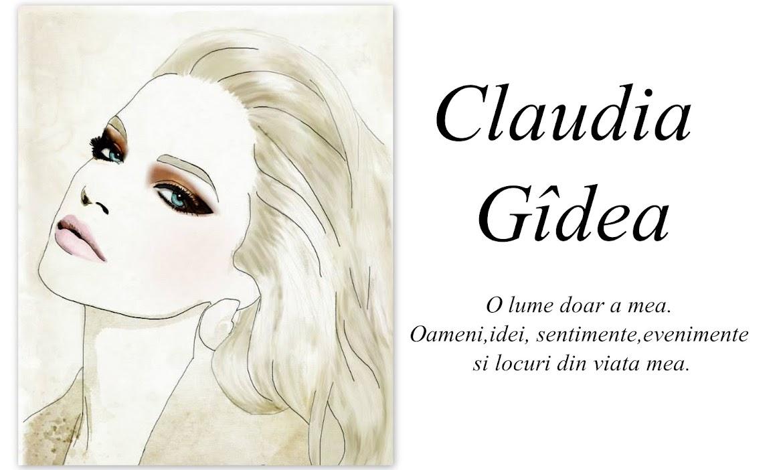 Claudia.Gidea