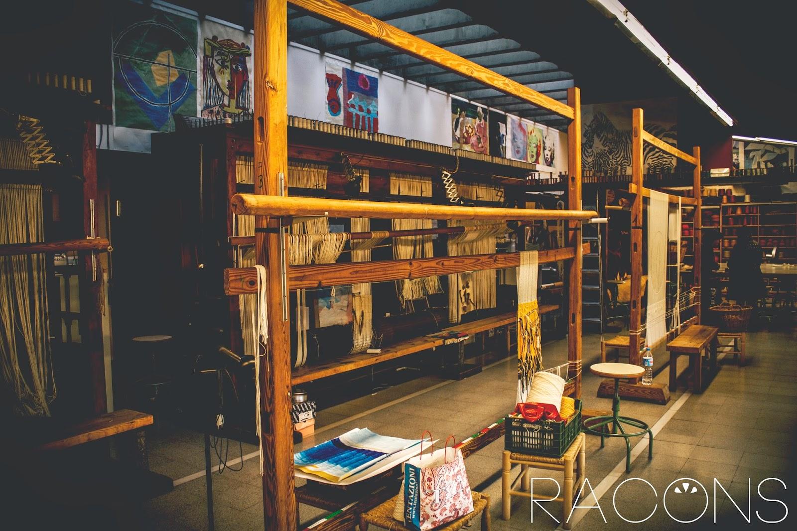 taller de tapís centre cultural la mercè