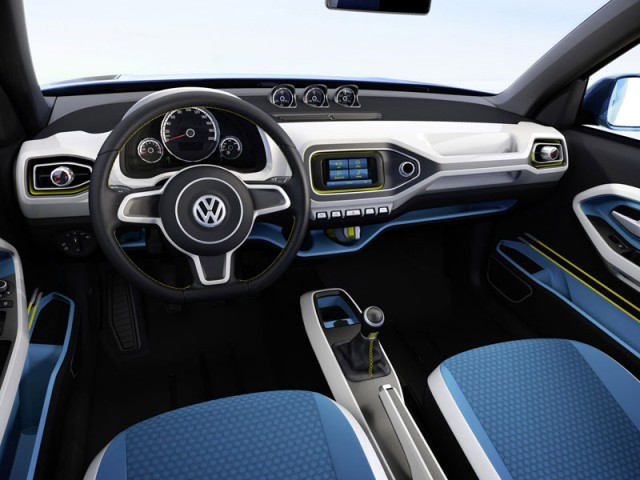 Volkswagen Taigun 2012 interior