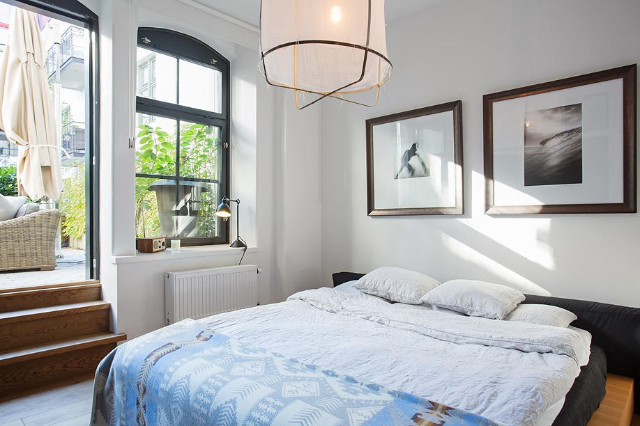 Eccellente recupero industriale blog di arredamento e - Piante camera da letto ...