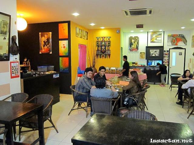 Aroma Thai Restaurant Damansara Perdana
