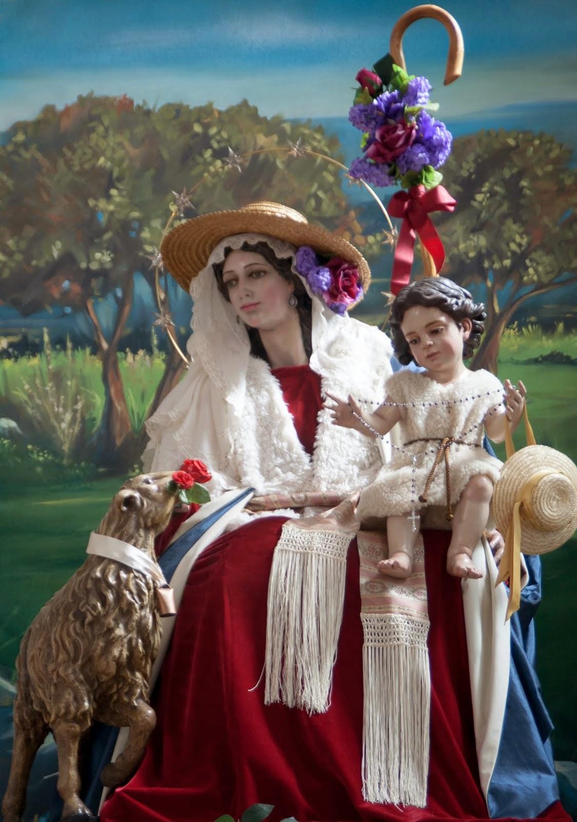 María Santísima Madre del Buen Pastor