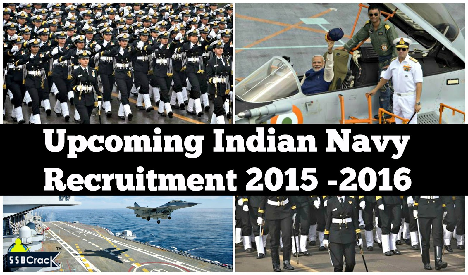 Upcoming Indian Navy Recruitment 2015 -2016