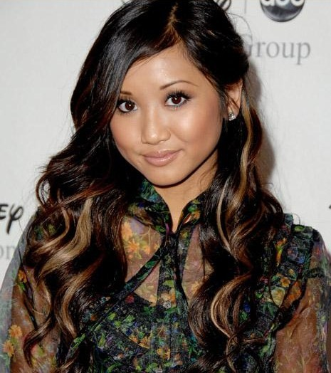 Brenda Song See Through