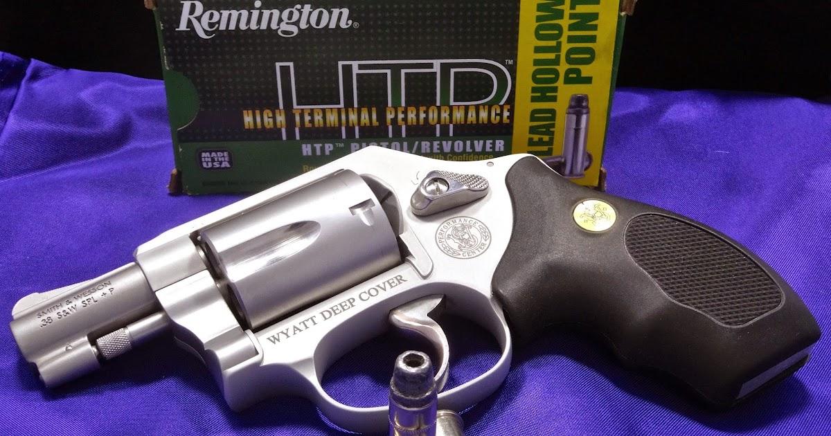Average Joe\'s Handgun Reviews: S&W Performance Center Wyatt Deep ...