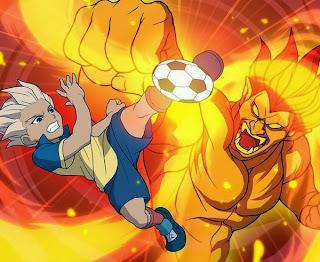 anime manga futbol deporte